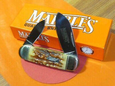 Marbles MR113 Large Sunfish/Ele-Toe Folder Knife -NOS/NO POUCH!
