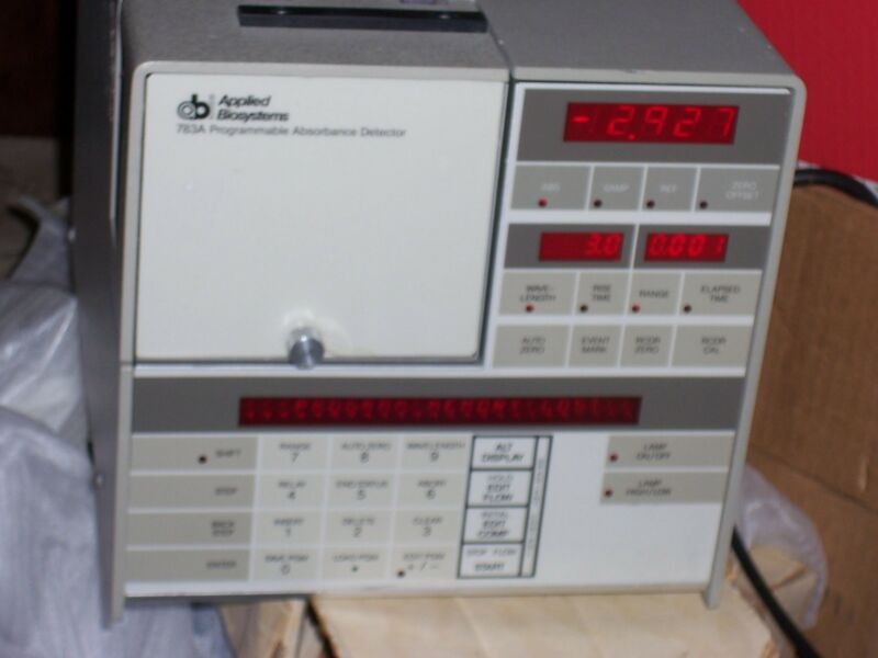 Applied Biosystems 783A Programmable Absorbance Detector