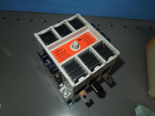 Asea 302AP2LT Type EFLG 160-2P DC Solid State Drive Contactor 1 New Surplus