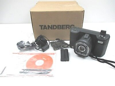 Tandberg Fieldview Rugged Mcd2000 Librestream Onsight Video Conference Camera