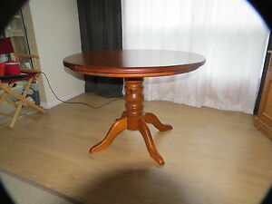 NEW PRICE Pine Dining/Games table