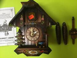Hubert Herr Original Black Forest Cuckoo clock