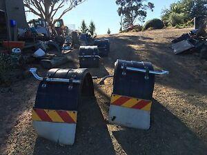 Semi trailer prim mover guards Panton Hill Nillumbik Area Preview