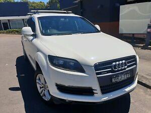 Audi Q7 Diesel 7 Seater