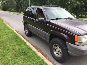 1996 Jeep Grand Cherokee SUV, Crossover