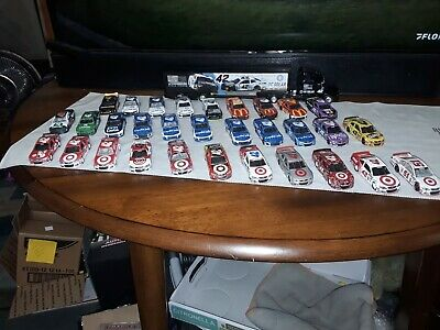 nascar diecast 1/64 lot loose..A collection of cars Kyle drove at ganassi racing
