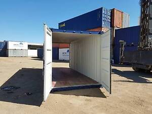 SALE !!! 40' & 20' Double Door Brand New containers avaiable. Strathfield South Strathfield Area Preview