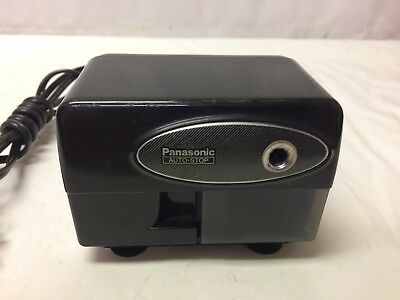 Panasonic Kp-310 Black Electric Pencil Sharpener