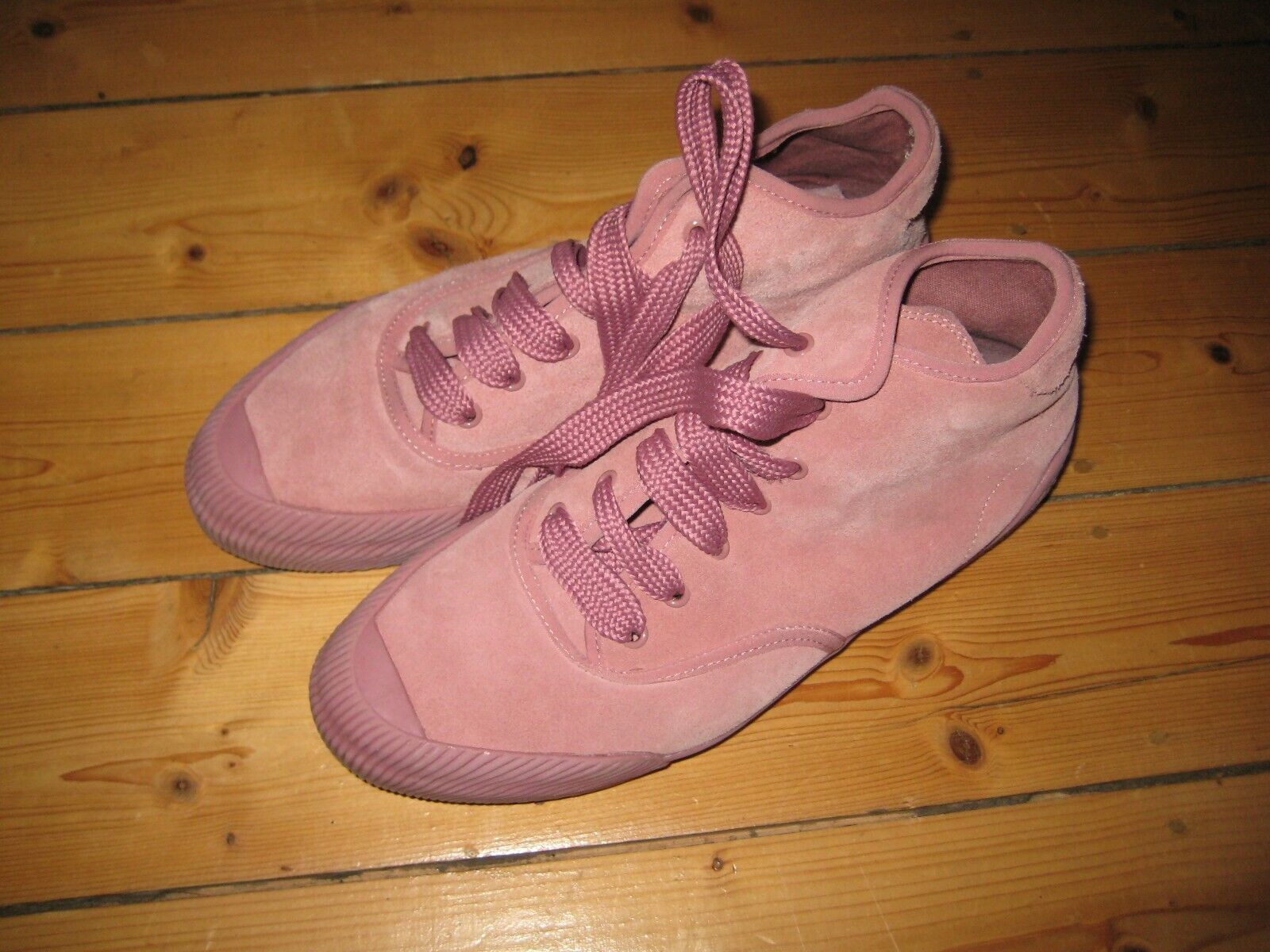 Mädchen Sneaker, beere, 33