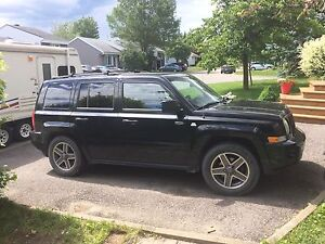Jeep Patriot 2009 north