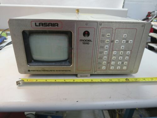 Particle Measuring Systems Inc., Lasair 1510, Particle Counter, 0.5 - 10 Microns