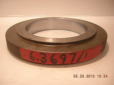 Xx Setting Ring Lg 6.3697 Bore Gage Or Id Micrometer Standard