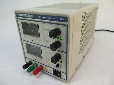 Bk Precision 1711 Single Output 120 W 60 V 2 A Dc Power Supply -missing Serial