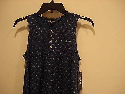 POLO RALPH LAUREN   GIRLS  DRESS  Size-LARGE(12-14)    NWT