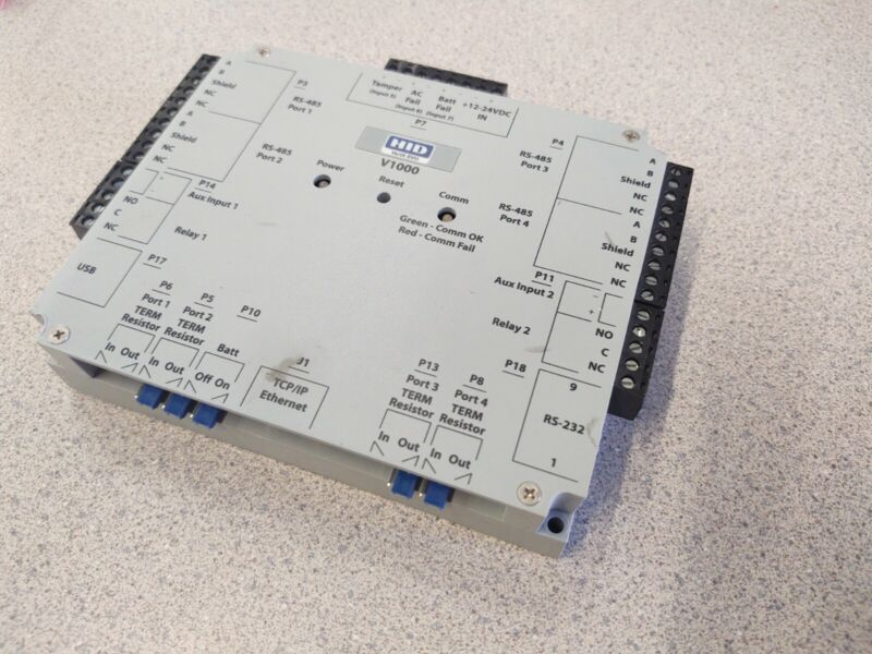 HID VertX V1000 Embedded Access Controller