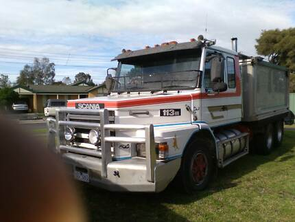 Scania Tipper with work, Reg, RWC and training provided. South Morang Whittlesea Area Preview
