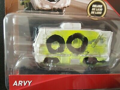 DISNEY PIXAR CARS ARVY THUNDER HOLLOW DELUXE 2018 SAVE 6% GMC