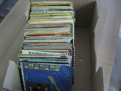 LOT DE 45 T   120 PIECES POP ROCK DISCO ITALIANO FRANCAIS ENGLISH