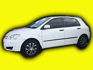 Corolla AUTO Hatch -We Finance Sgle Moms,  Students-$1000 Deposit Mount Gravatt Brisbane South East Preview