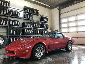 1980 corvette 350