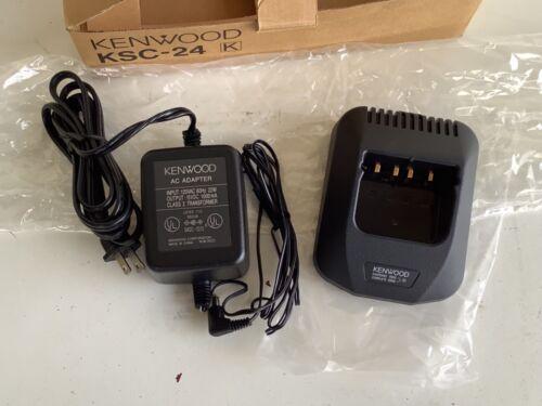 1 Kenwood KSC-24 TK3100 TK372 TK272 TK380 TK280 TK260 360 Rapid Battery Charger