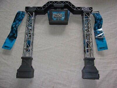 WWF Wrestlemania 1998 Titan Sports Ring Smack Down Ladder Stairs Rail Wrestle