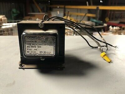 Dongan Control Transformer 33-100-hlk 5060 Hz
