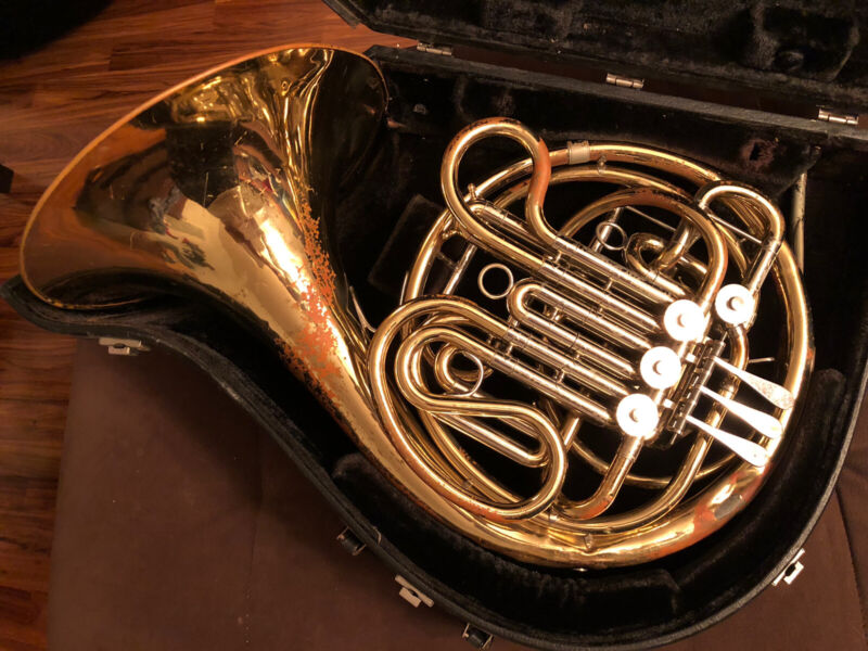 Holton Farkas H180 Double French Horn