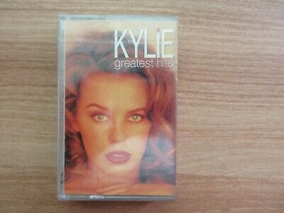 Kylie Minogue - Greatest Hits Korea Orig Sealed Cassette Tape NEW No barcode