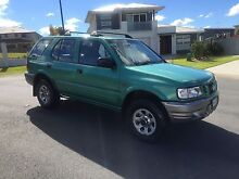 2001 Holden Frontera 4x4 Manual v6!! Underwood Logan Area Preview
