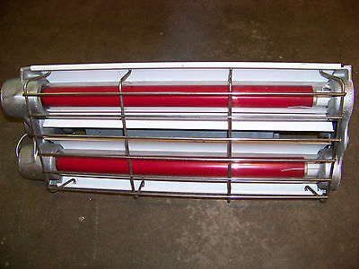 Explosion Proof 120volt 60hz Fluorescent Light F24t12