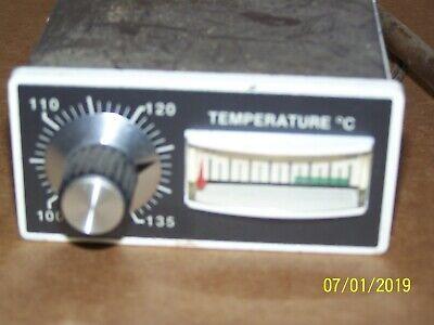 Castle-temperature Control-model 12626-1  Part 62343 Autoclave Sterilizer