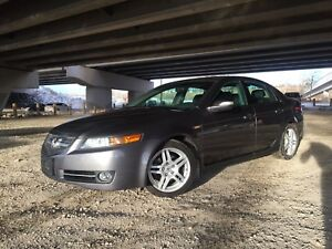 2008 ACURA TL NAVI BACK UP CAM **FINANCING AVAILABLE**STARTER
