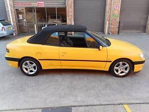 1999 Peugeot 306 Convertible auto Smithfield Parramatta Area Preview