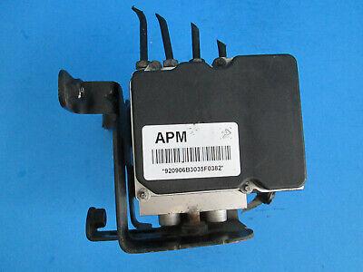 13 2013 Cadillac Escalade ESV ABS Anti Lock Brake Actuator Pump OEM 110K OEM