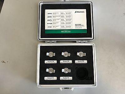 Straumann Abutment Wax-up-kit Used Dental Lab Equipment
