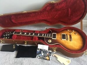 2017 Gibson Les Paul traditional limited