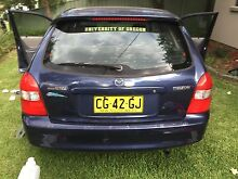 2000 Mazda 323 Hatchback Gymea Sutherland Area Preview