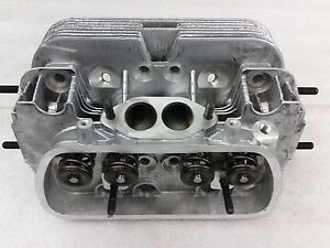 NEW PAIR VW 1600 DUAL PORT HIGH PERFORMANCE CYLINDER HEADS,  94mm BORE