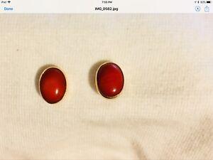 Old Italian Earrings