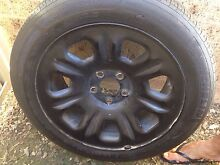 17 inch Rims with tyres to suit 2000 Toyoya Hilux or similar Plumpton Blacktown Area Preview