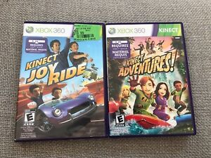 Xbox 360 Kinect games