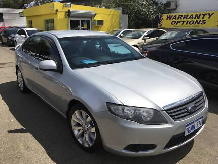 2008 Ford Falcon Sedan LPG Auto Sedan $4199 Kenwick Gosnells Area Preview