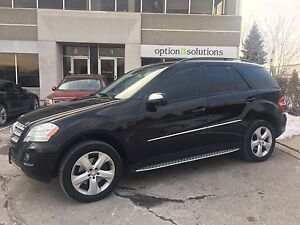 2009 Mercedes Benz ML 350 Guarantied Financing Inquire with in