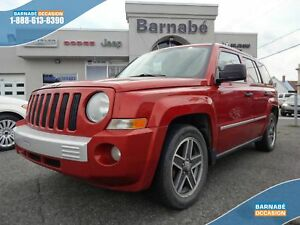 Jeep Patriot 4X4 Limited