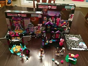 Mega block Monster High