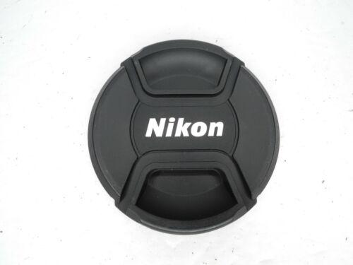 Nikon Genuine LC-67 67mm Snap On Front Camera Lens Cap For AF / AF-S Lenses