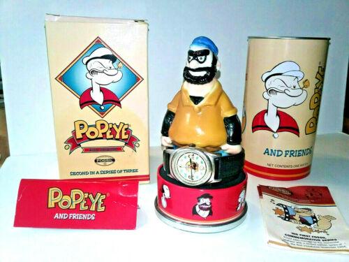 LE Fosssil Popeye & Friends Watch