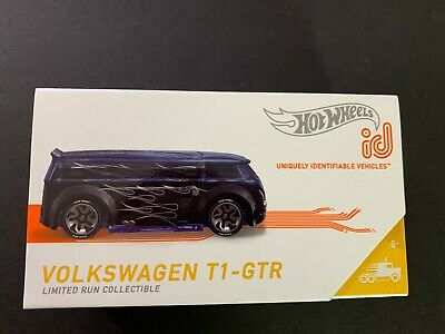 Hot Wheels ID Volkswagen T1 GTR Limited Edition 1/64 S1
