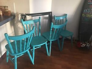 Upcycle these cool Dining Chairs Scarborough Stirling Area Preview
